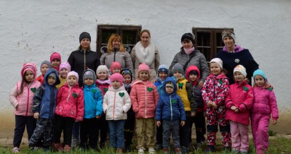 A Nyúzó Gáspár Fazekas Tájház idei első gyerekcsoportját üdvözölhettük április 12-én.