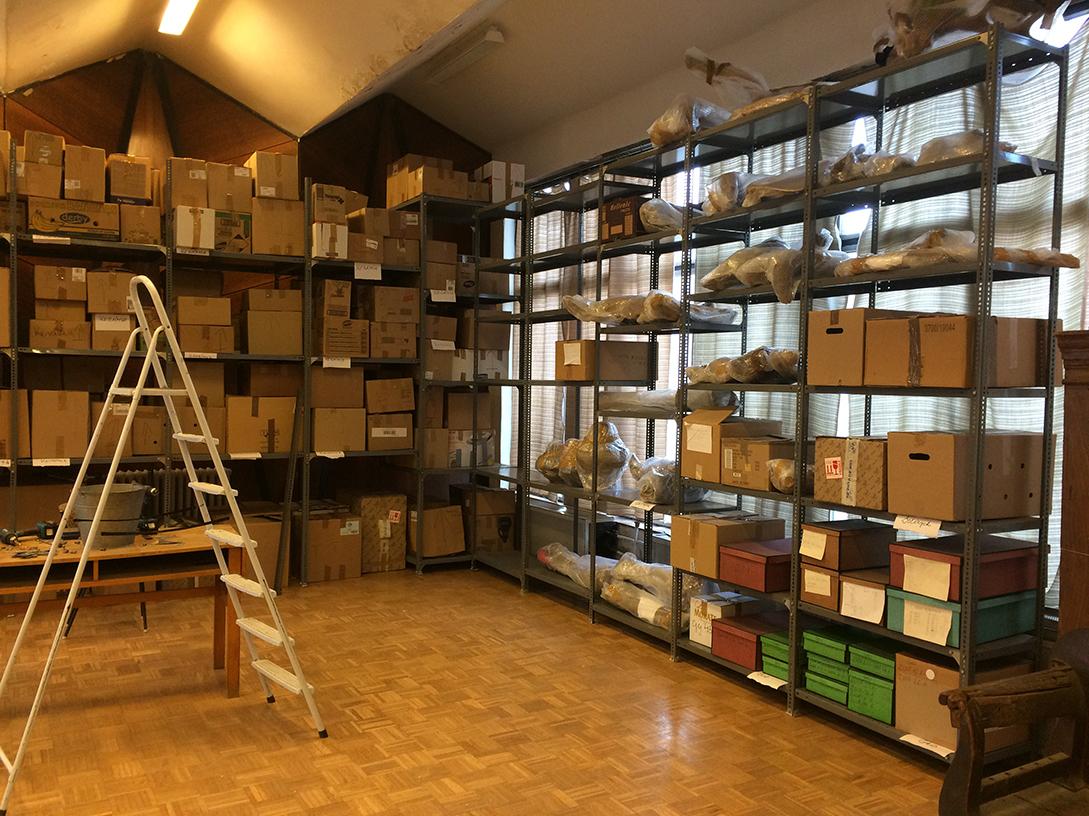 A Kiss Pál Múzeumban jelenleg több tudományos kutatási program is zajlik, külső és belső szakemberek részvételével